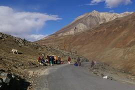 Baralacha La top  4.892 m