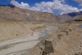 near Sarchu Yunan River