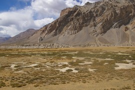 Lingti near Sarchu