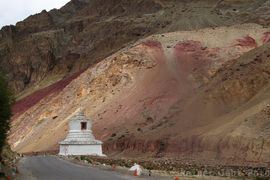 Guck mal rein: Rumtse - Gya Canyon - Indus Valley