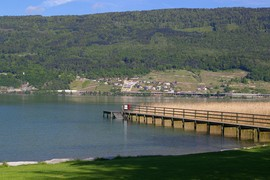 Mittelland Bielersee - Sutz Lake Biel