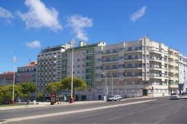 Lisboa Arroios Alameda Dom Afonso Henriques