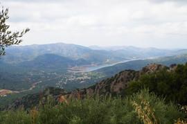 Selena Oros Lake Sfendili Avdou