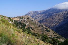 Potamos Valley bei/near Exo Potami