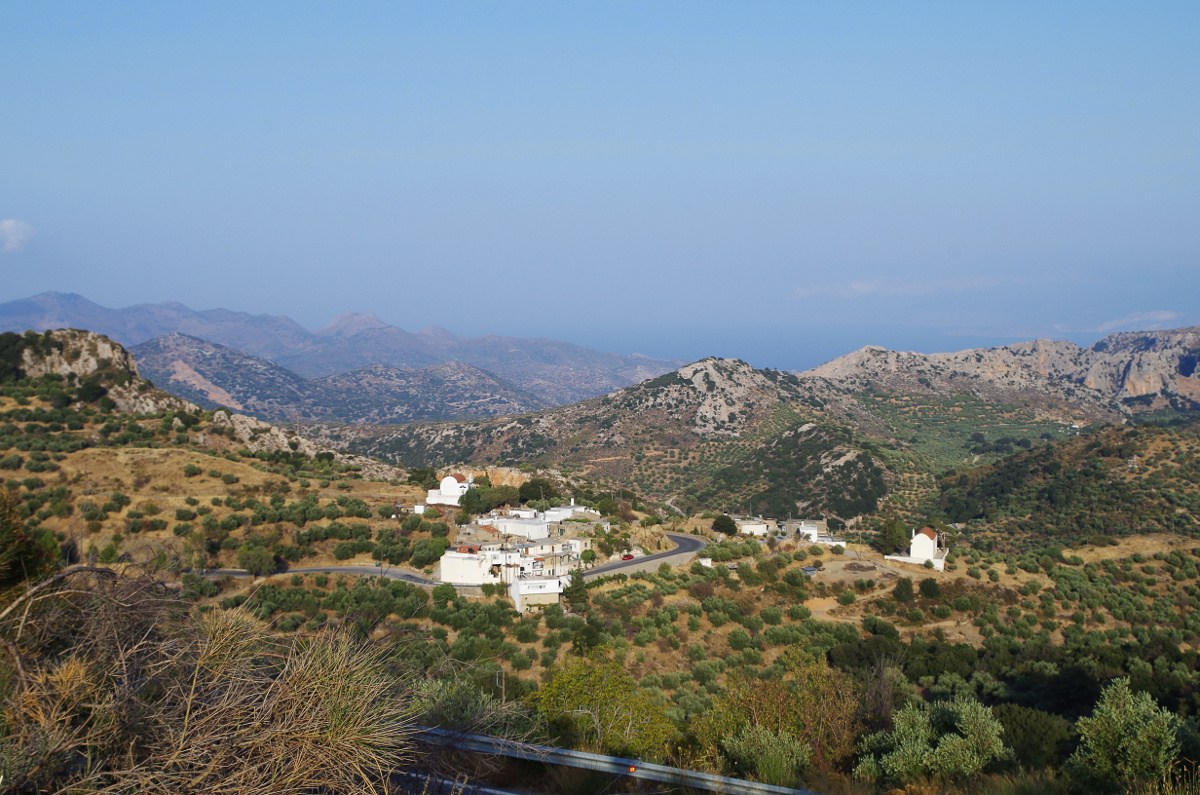 Potamos Valley