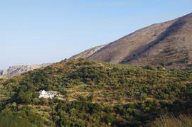 Potamos Valley bei/near Amigdali