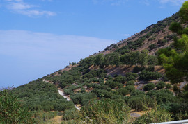 bei/near Kavousi