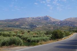 bei/near Sitia Stavromenos