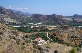 bei/near Myrtos Orosira Dikti