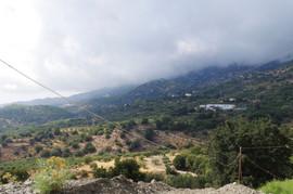 Orosira Dikti bei/near Pefkos