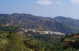 Orosira Dikti Agios Vasilios