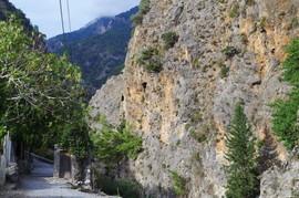 Palea Agia Roumeli Farangi Samarias