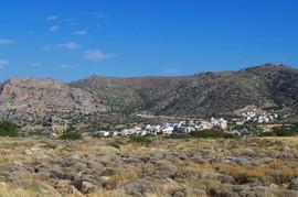 Paleochora road to Kissamos