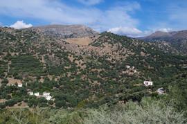 Selino bei/near Paleochora Agia Triada