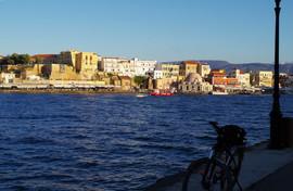Chania - Limani Giali Tsami - Kastelli