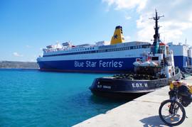 Souda Ferry Piraeus